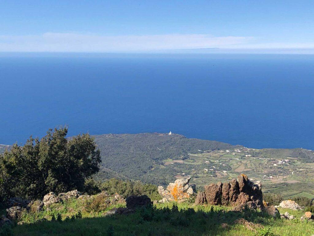 Panorama costiero